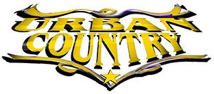 UrbanCountryDance Logo